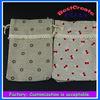 Small drawstring jute bags, price jute gunny bags