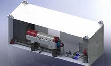 mini waste water treatment plant