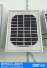 2W 9V power cell small size glass solar panel