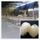 Dried rice noodle machine and dried rice noodle production line