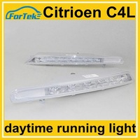 daytime running light for Citroen C4L 2013-2014 led drl
