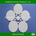Clo2 dióxido de cloro para de tratamiento de agua