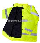 Hi Viz High Visibility Traffic Safety Coat