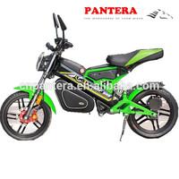 PT-E001 2015 Fashion Style Brushless Adult Folding Electric Dirt Bike