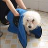 Pet drying ultra-absorbent towel dog bath towel microfiber