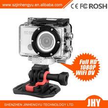 F21 1080P waterproof digital video action sport camcorder underwater camera with wifi function