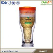 Timely Service promotional pp beer mug plastic