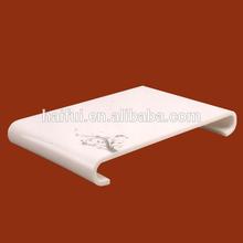 hotel amenities tray, acrylic amenity tray, hotel shampoo set trays