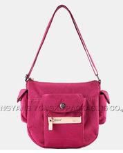 women nylon polyester shoulder bags nylon sling bags wholesale sling bag