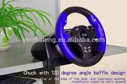 Hot Selling Item 9812 Vibrate Steering Wheel,Racing Car Game Steering Wheel,Game Steering Wheel