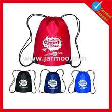 custom printing polyester/ nylon draw string bag