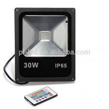 Waterproof IP65 Ultra-thin 30W LED Flood 230V