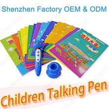 <XZY>ดิจิตอลปากกาเสียงแปลที่มีเครื่องอ่านสำหรับเด็ก