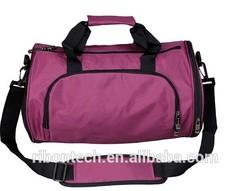 Promotional Sports Cheap Polyester Men's Travel Bag