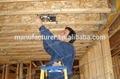 Estrutural painel duplas de madeira pré-fabricada instalação kit de instalação piso laminado