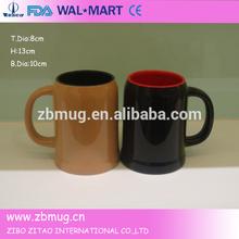 fashion designs fine china porcelain 13oz beer mug