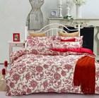 home use cotton bedding set duvet cover pillow case bed sheet