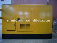 80kw/100kva diesel generator silent type powered with Cummins engine