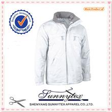 SUNNYTEX OEM Top Selling Outdoor Padded Wholesale Snap On Jacket 2014