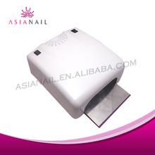 Alibaba Wholesale Famous Brand White Plastic New Design Mini Uv Nail Lamp