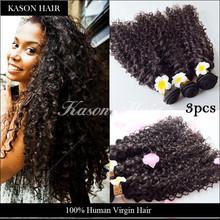Hair Extensions Human Hair Material Jerry Curl Virgin Brazilian Hair Weave Uk
