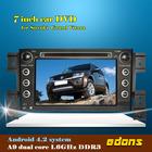 edons in 7 inch android 4.2 car dvd for Suzuki Grand Vitara GPS navigation