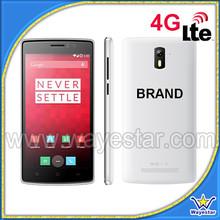 "4G LTE smart phone mt6595 5"" Quad Core Phone"