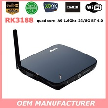 Best google hdmi android smart tv converter box A9 2G/8G Quadcore full hd 1080p porn video android smart tv box