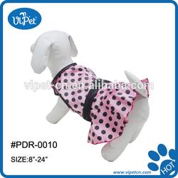 Pet Dog Cute Polka Dot print apparel