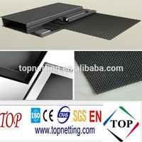 bulletproof window and door screen mesh (ISO 9001)