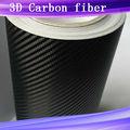 3d fibra de carbono vinyl film auto etiqueta do carro de fibra de carbono 1.52 * 30 m transferência de água impressão film