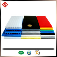 2015 waterproof recycled plastic sheet material