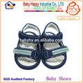 Novo modelo de promoção de verão do bebê sandálias para meninos