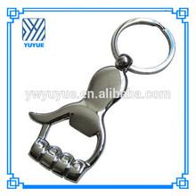 creative bottle opener keychain finger opener key chain fist opener keyring