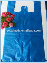 HDPE PLASTIC VEST CARRIER T-SHIRT BAGS