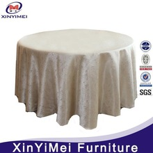 high status round banquet folding table