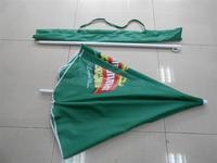 folding beach umbrella