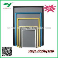 A0 A1 A2 A3 A4 custom aluminum wholesale picture photo frame