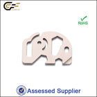 2014 high quality 3Cr13 stainless steel elephant keychain/pocket card multi tool
