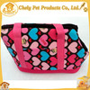Colorful Heart Print Design Dog Travel Bag Wholesale Pet Supply Pet Cages,Carriers & Houses