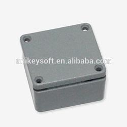 IP67 Aluminium box waterproof and dustproof aluminium enclosures