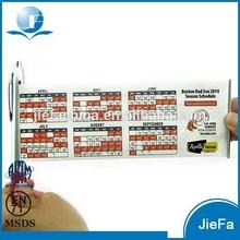 High Quality New Retractable Calendar Pen