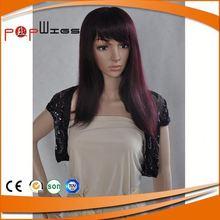 Korean Original Fiber Hair Wig from Factory