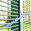 High Anti-Corrosion Powders Sprayed coating Dark Green RAL6005 358high security fence