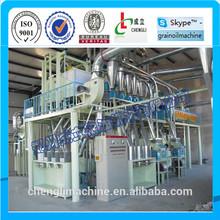 FTA-30T corn grits Flour milling corn cracker machine for sale