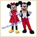 2014 mais bonito mickey minnie mouse do traje da mascote