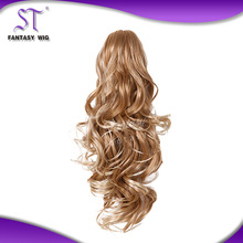 Elegant and fashionable micro rings loop wavy hair extensions for sale