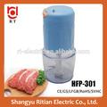 Uso doméstico moedor de chichen/speedy chopper/mini processador de alimentos chopper
