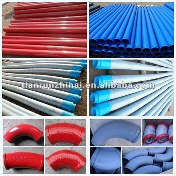 concrete pump parts line pipe