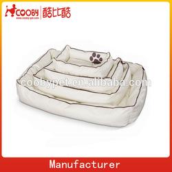 PU luxury pet bed